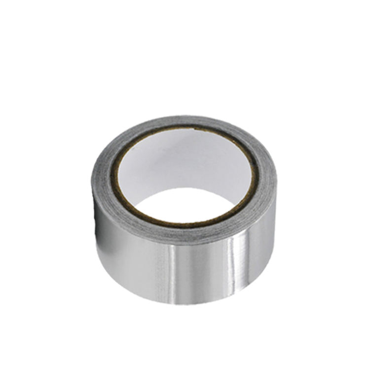 3 Inch High Temperature Aluminum Foil Tape For Industrial Usage