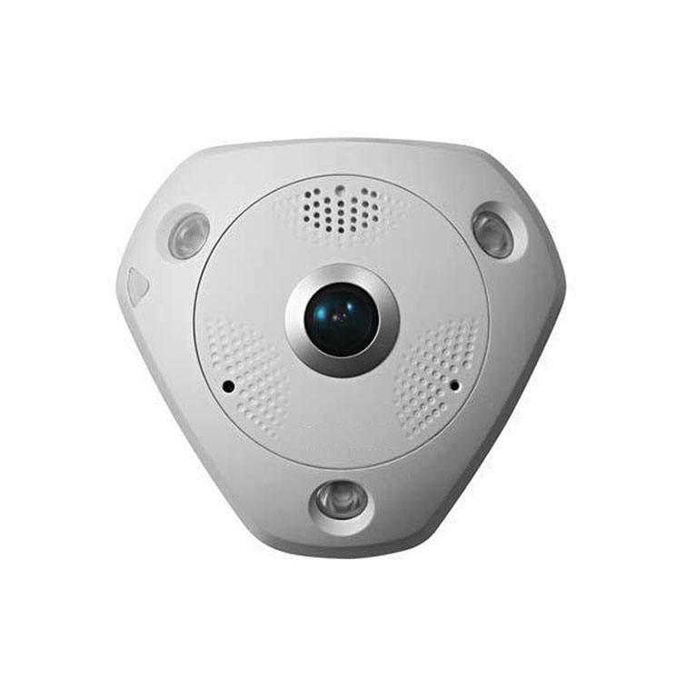 3MP 360 Degree Fisheye Panoramic CCTV Camera With PoE DS-2CD6332FWD-I(V)(S)