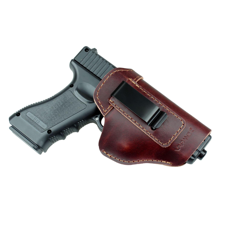 Dissimulée Carry Épaule avec étui /& MAG Pochette Glock 1911 Sig S/&W Beretta