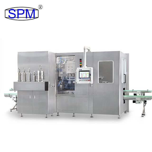 Liquid [ Line ] Aseptic Blowing Filling Sealing Packaging Line