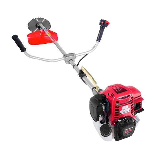 Gasoline Petrol Grass Eater Good Service Powerful 35.8cc 1.2KW 4 Stroke GX35 Brush Cutter With Cultivator Grass Trimmer
