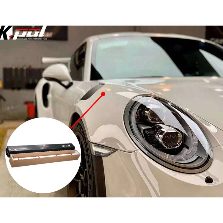 Auto-repair anti scratch tph lamination ppf car paint protection film for car