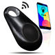 Factory Wholesale Anti-lost GPS Locator Alarm Smart Tag Wireless Tracker Key Finder