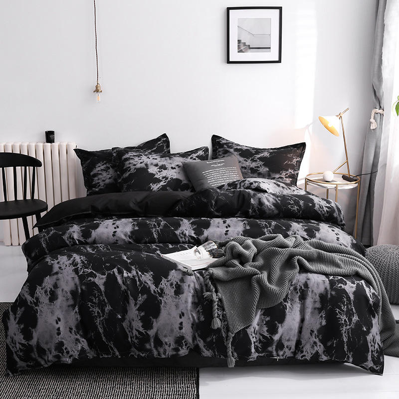 Home textile bedroom quilt covers are on sale,Comfortable and simple bedding bedding sets quilt/