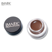 Custom brow makeup 3D eyebrow tint dye waterproof private label eyebrow cream