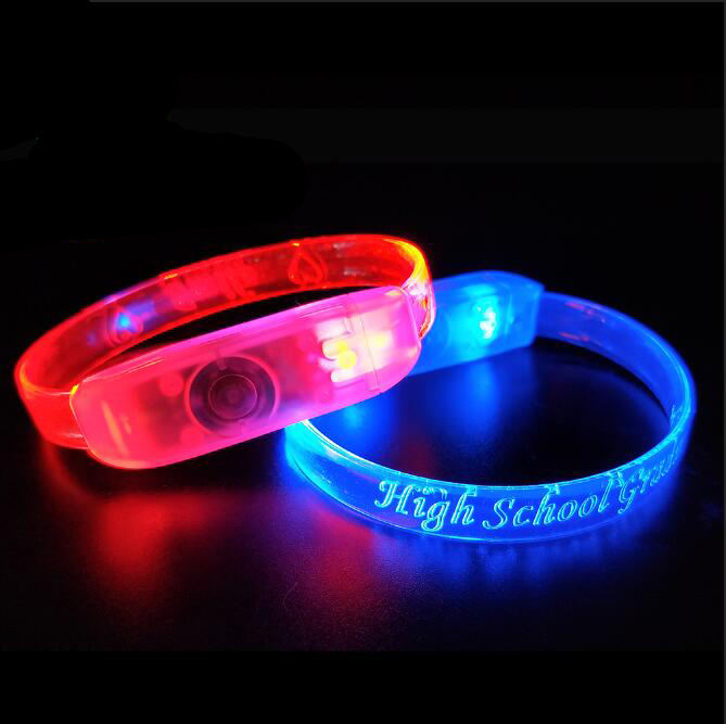 Premium Led Knippert Armband Coldplay Glow In The Dark Armband