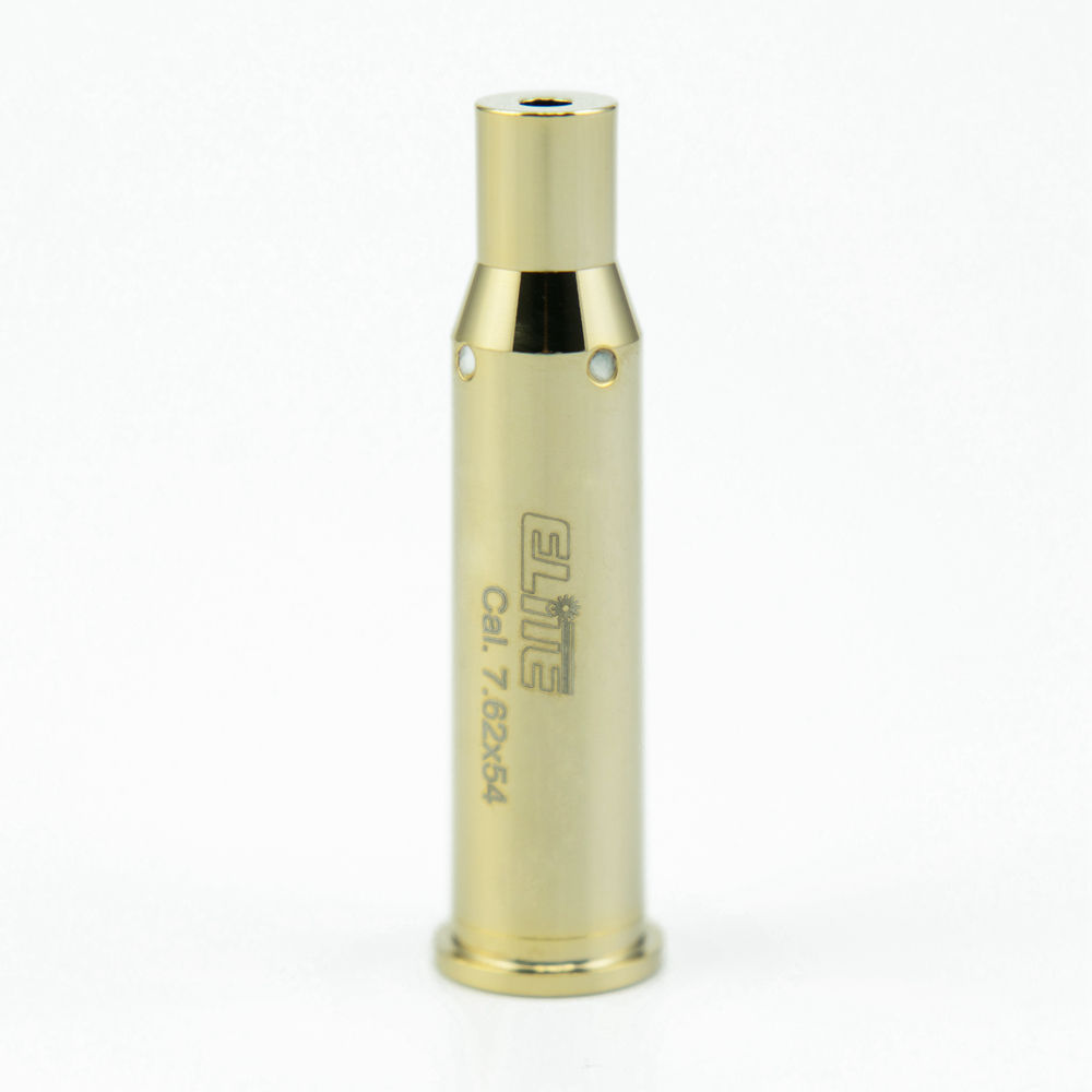 china manufacturer FDA Full Brass pistol 5mW 7.62x54mm Cartridge Red dot Laser Bore Sight Boresighter