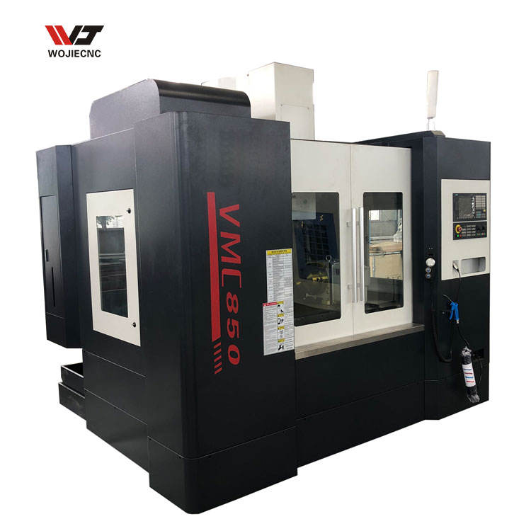 VMC850 VMC Series CNC vertical machining center 5 axis linkage makino milling machine