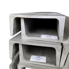 Hot U steel channel 201 2205 304L 316 316L 321 304 Stainless steel channel