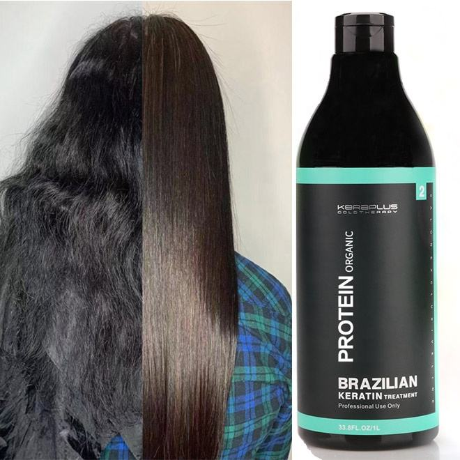 High Quality morocco argan oil nano keratin Brazilian hair care products blue straightening keratin treatment