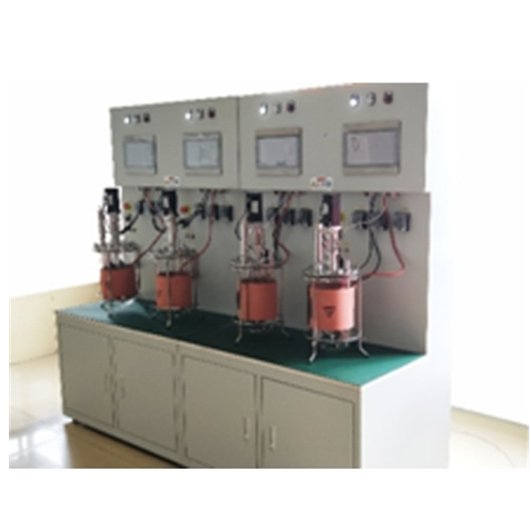High Quality Chemical Jacketed Bioreactor Bioreactor Glass Borosilicate Chemical Bioreactor