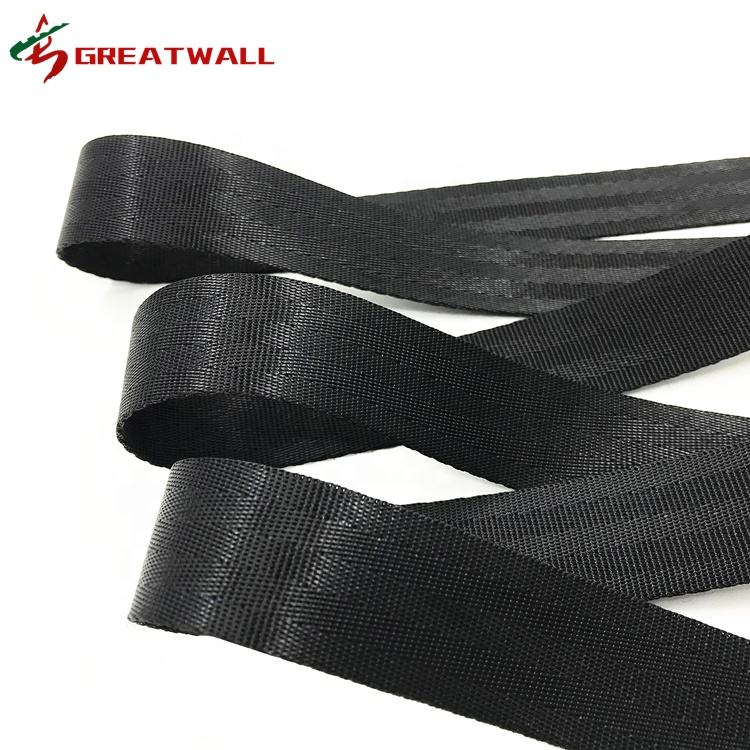 nylon webbing 50mm car seat belt scrap construction safety belt snylon webbing strap