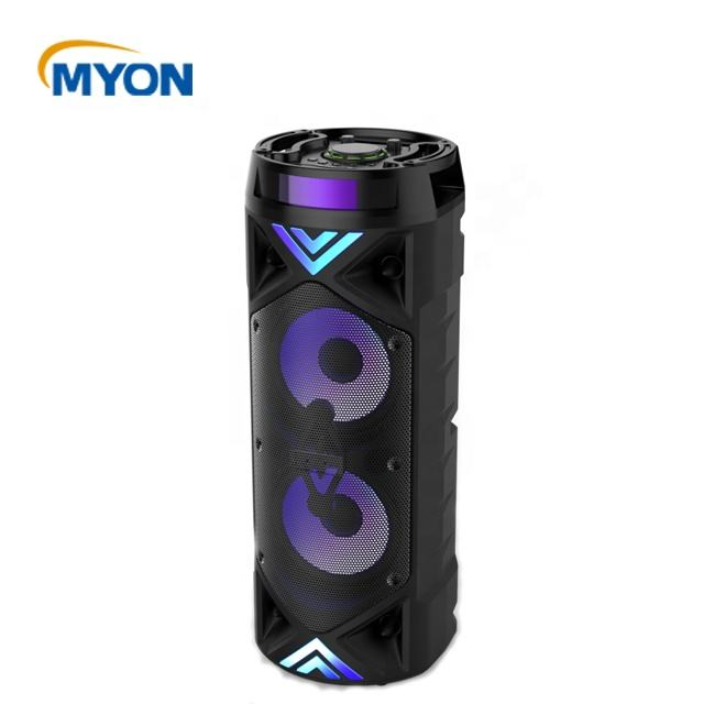 New Bluetooth Speaker LED Display Screen Multimedia Audio OEM Customized Logo Subwoofer Wireless Home Theatre System