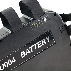 Hard case Triangle 52v 20ah lithium ebike battery pack for 1000W/1200W/1500W motor