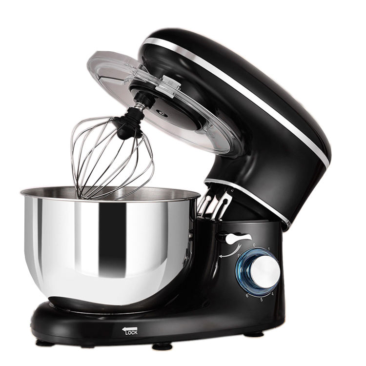 Fully-automatic Electric Food Mixer 1400 Watt High-power Low Noise Cake Tools Bread Planetary Mixer Stand Mixer