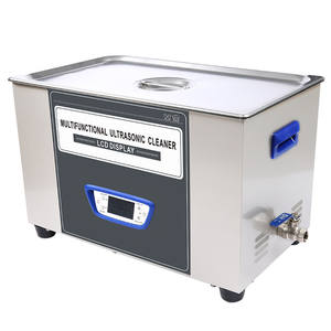 Jeken Sonic Cleaner 30L Industri Dipanaskan Ultrasonic Cleaner