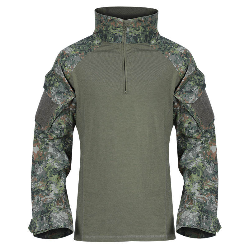 Hoge Kwaliteit Duurzaam War Game Camouflage Combat Niet <span class=keywords><strong>Vervagen</strong></span> Ademend Leger Battle Dress Uniform Militaire Jacht Uniform
