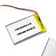 Wholesale 503759 1200mAh 3.7V large capacity lithium polymer battery with good quality