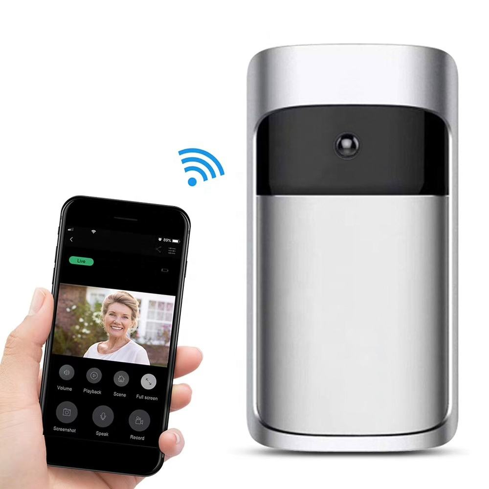 2020 New trend Home Security doorbell ring Motion Detection Wireless WiFi Smart Visual Video Doorbell