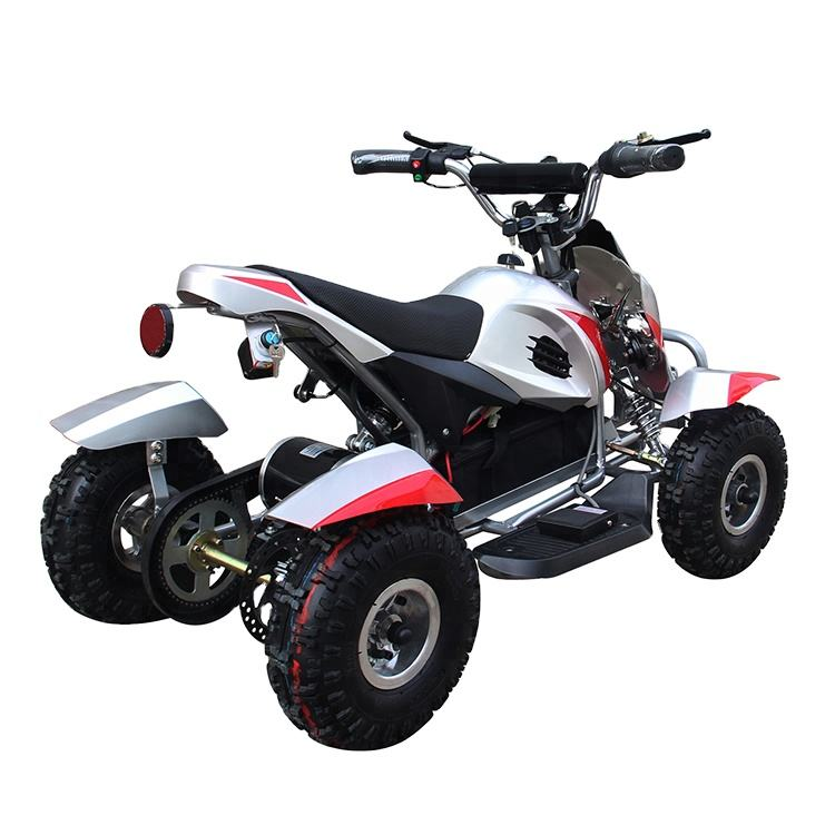 Promotional Top Quality Go Kart Cheap 4 × 4 Atv 36v Electric Quad Bike Buggy