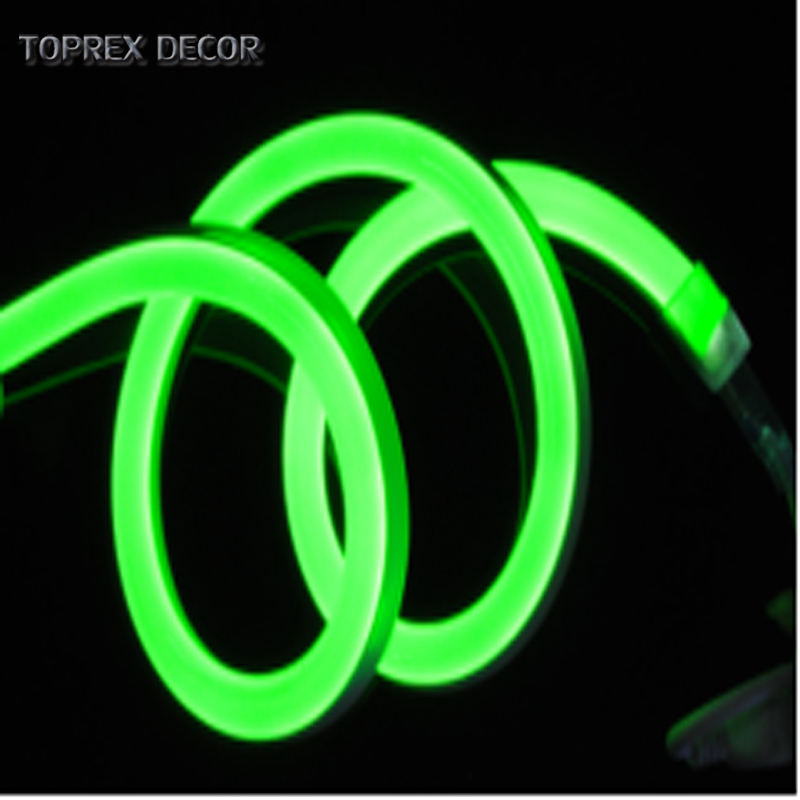 High Quality Waterproof Flex Decorative Led Neon Rope Light Outdoor LED Strip Neon Light Ready To Ship