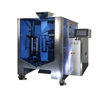 Quadro bag square bottom type forming & sealing packing machine