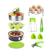 10 pcs kitchen accessories set cookware gadgets tools