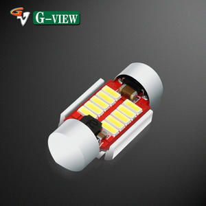 China großhandel high power auto led lampe 31mm led girlande high weg led lampe auto led karte licht