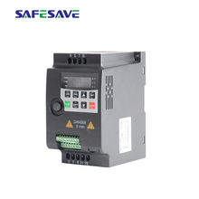 1.5KW 3 Phase 380V Input And 3 Phase 380V Output Frequency Inverter 1500W Mini VFD VSD 2Hp Water Pump Motor Driver Controller