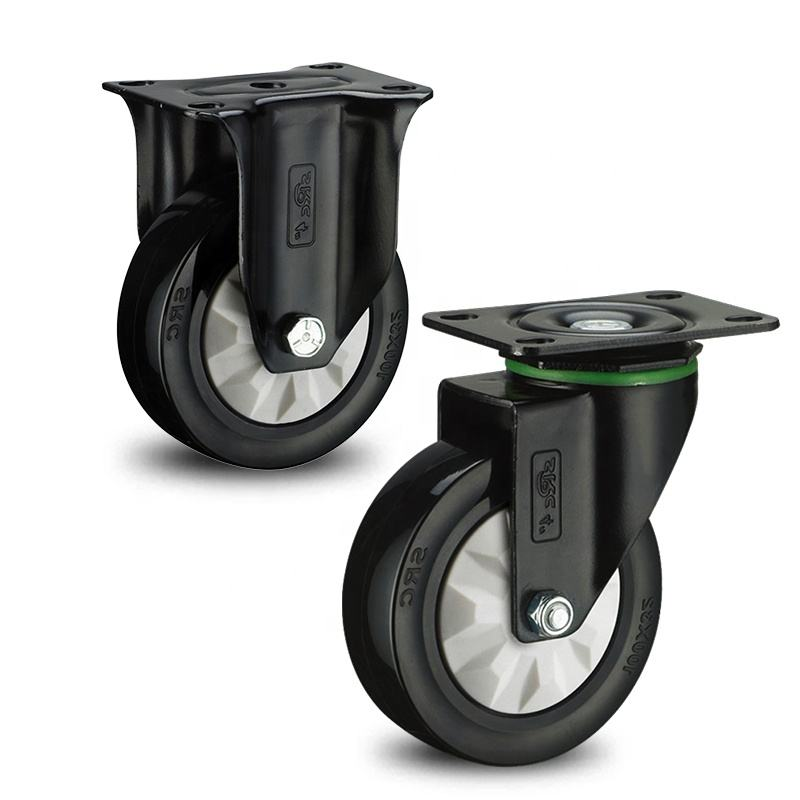 Hot selling metal caster wheel lockable wheels casters and At Good Price