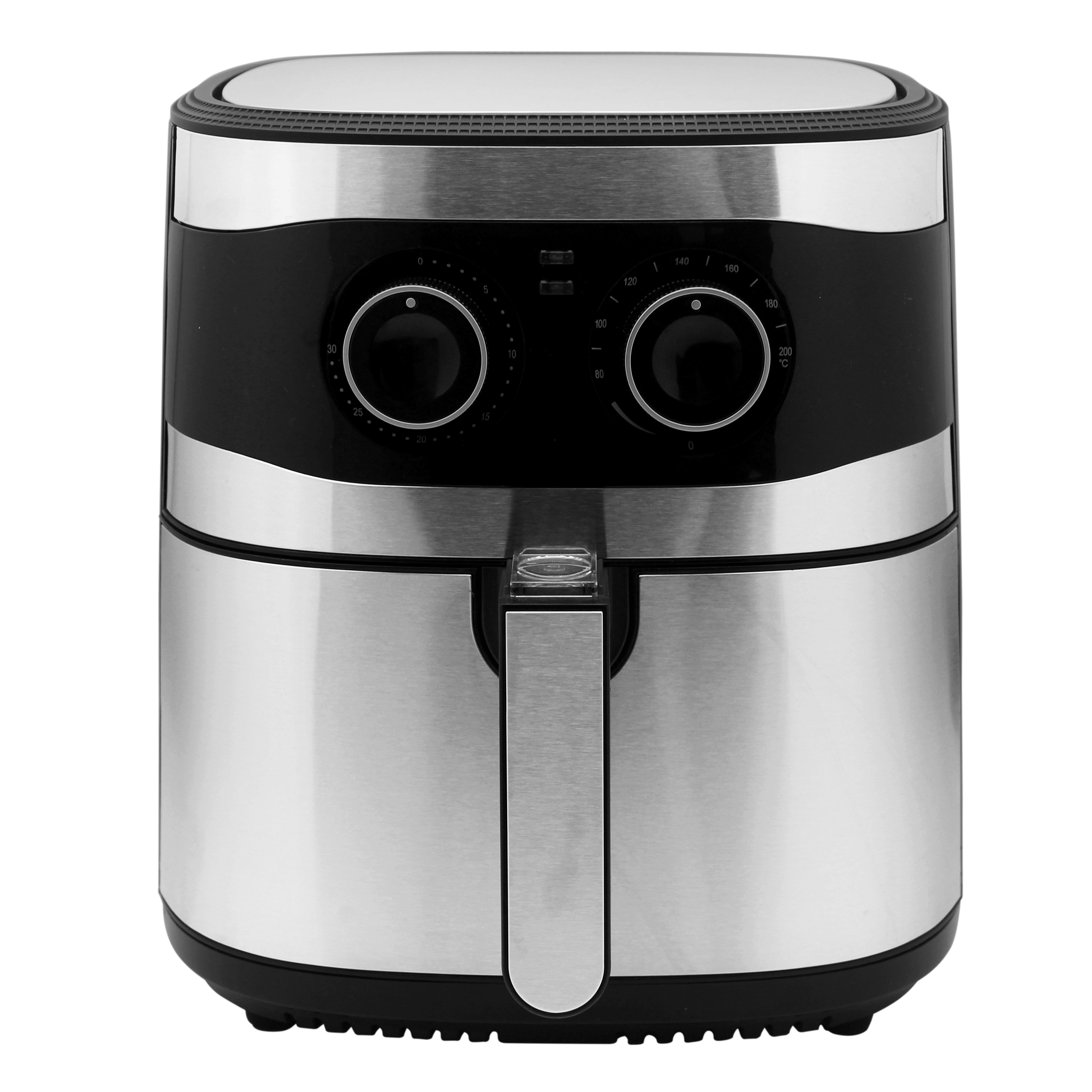 Popular in Amazon air fryer Wholesale 6L/8L Digital Control Hot Air Fry Without Oil Air Fryer