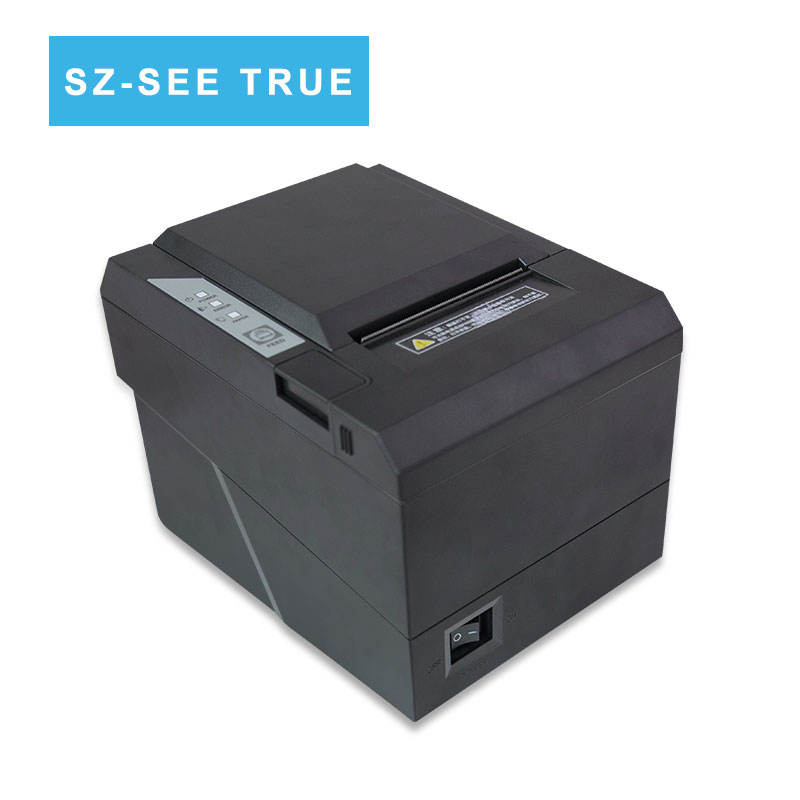 Cheque Printing Printer Mini Thermal Computer Printer For POS Machine