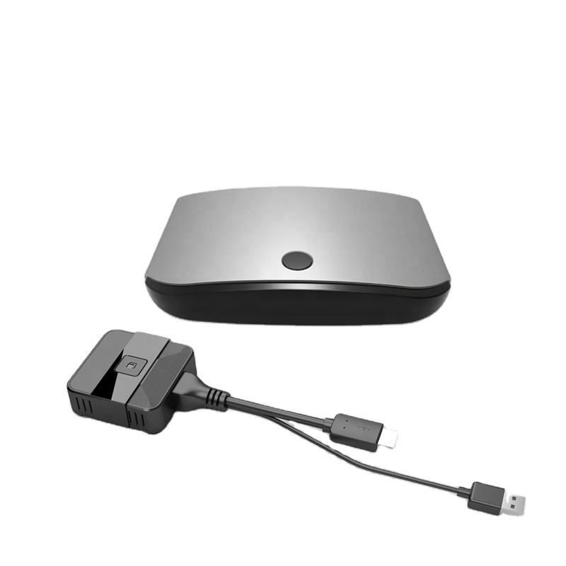 HD VGA Input Airplay Miracast Support four device at the same time Wireless Presentation System