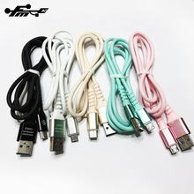 Factory Price High quality 8pin Fast Charging 2A Cell Phone Data Cord For iPhone Cable Usb Charge