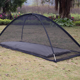 China Pole Tent China Export Outdoor Quick Automatic Opening Camping Trip Single Fiber Pole Anti-mosquito Netting Tent