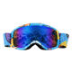 Fashion be nice outdoor sports fog-proof snow goggles eyewear kid ski glasses