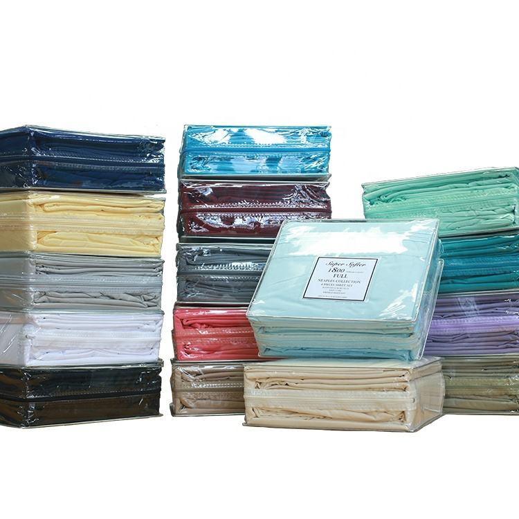 1800 Series Bed Sheet for Spring