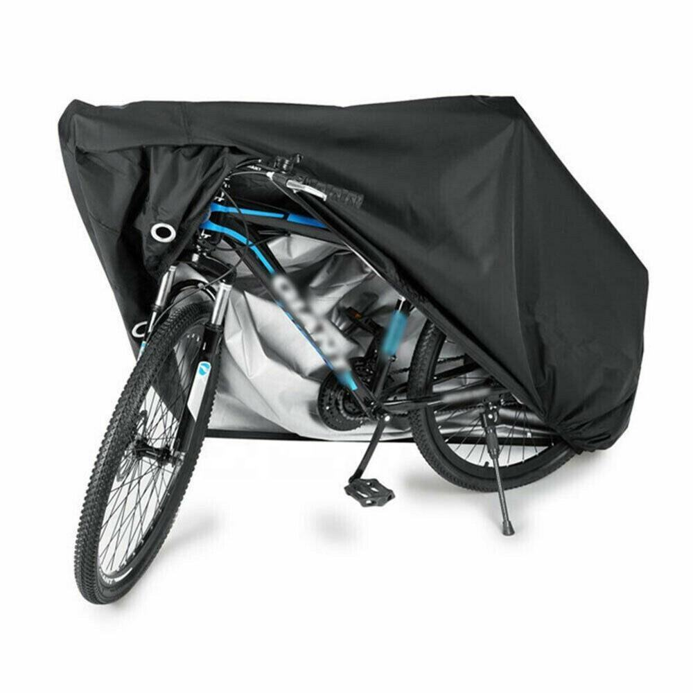 Durable Polyester Oxford Bicycle Covers Folding Bike Protective Cover