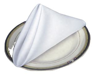 100% Satin Cotton Napkin Cocktail Table Napkin