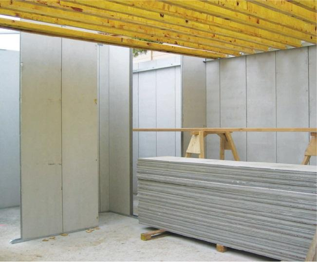 New building construction materials sandwich wall panel price in india