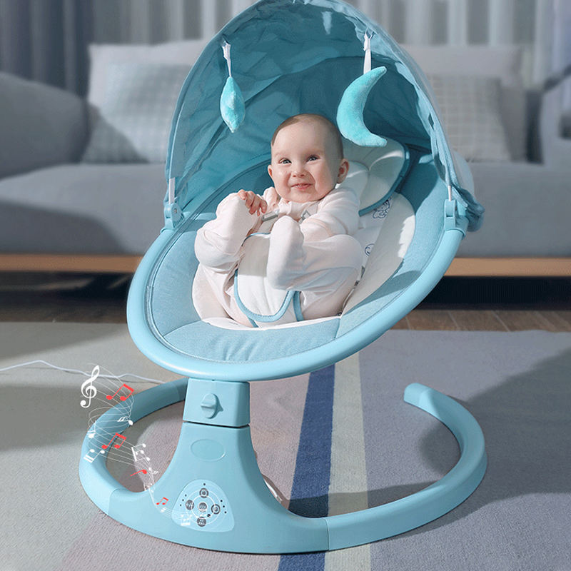 USA UK automatic baby swing chair for new born baby