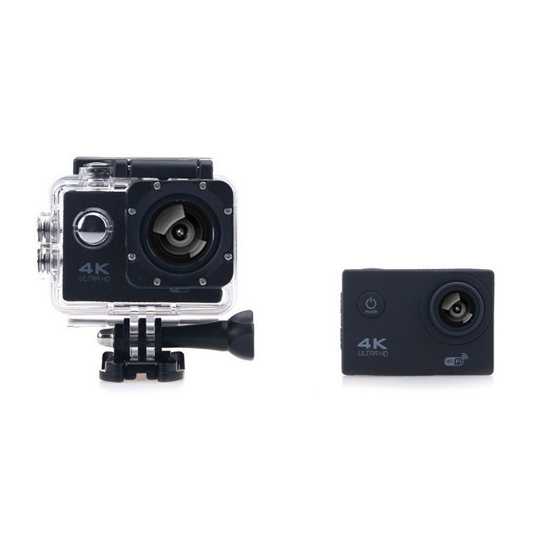 2020 Trend Promotional Gift Waterproof 4K Manual WiFi Video Action Camera Underwater Sport Camera