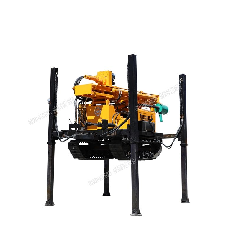 220M Depth Borehole Mining Water Well DTH Drilling Rig
