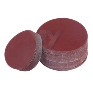 Circular sandpaper Sand round plate Round emery cloth For removing paint Metal working car polishing