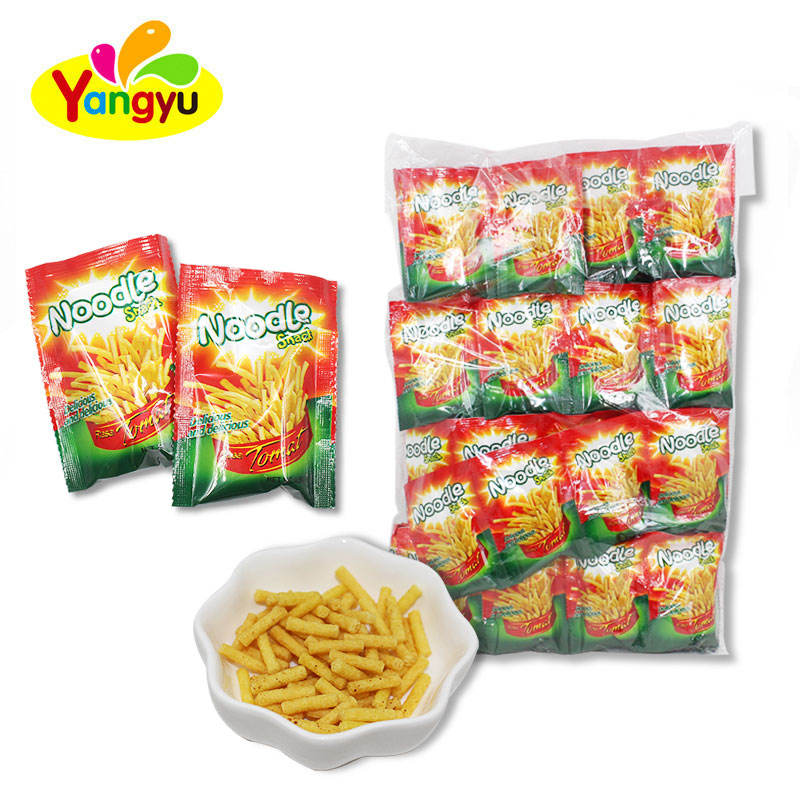 Cheap Halal Snacks Fried Potato Noodle Chips