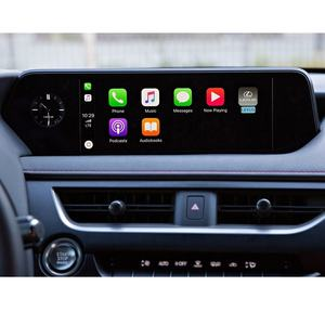 Sans fil Apple CarPlay pour Lexus NX ES UX IS CT RX GS LS LX LC RC 2014-2019 CarPlay Interface prise en charge HDMI/AirPlay/Android Auto