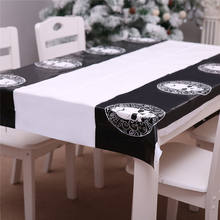 Custom polyester Table cover, European waterproof table cloth,Halloween tablecloth