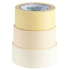 Automotive spray painting masking tape