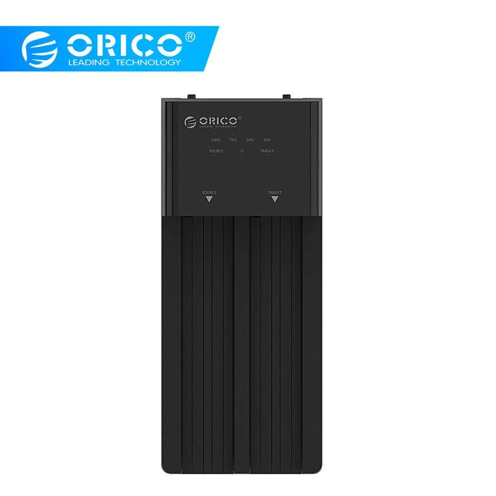 ORICO 2.5/3.5 pollici 2 Bay USB3.0 Hard Drive Dock