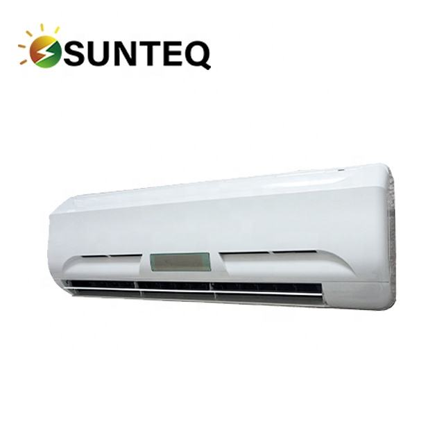 Outdoor Solar Air Conditioner Solar DC48V Off Grid Inverter Type 100% Solar Powered Air Conditioner